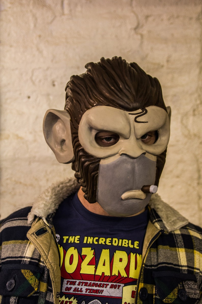 Space Monkey mask Replica  a43c5444f575