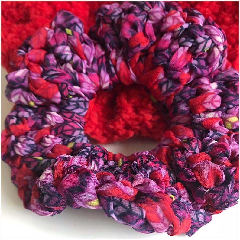 Stunning Chiffon Scrunchie image 0