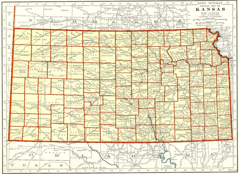 1942 Vintage KANSAS State Map Antique Map of Kansas Kids Room Decor on missouri map, kansas small town map, printable kansas map, kansas interstate map, kansas elevation map, the state map, usa map, herington kansas map, colorado map, kansas lakes map, arkansas map, kansas counties map, kansas road map, kansas map with all cities, united states map, tennessee state map, kansas us map, oklahoma map, nebraska map, colby kansas map,