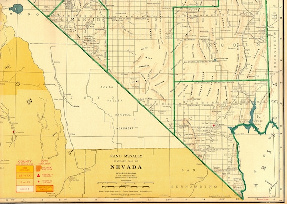 Hilarious  Stereotypical Nevada Maps furthermore PublicLands org   Nevada further  as well Vector Color Map Of Nevada State  Usa Royalty Free Cliparts  Vectors besides Map of Nevada together with  together with  as well 1940 Antique NEVADA State Map Vintage Map of Nevada Map Rare Poster as well Nevada State Wall Map   24 x30 besides Nevada state map Vector Image   1563476   StockUnlimited as well Nevada Maps   Perry Castañeda Map Collection   UT Liry Online besides Nevada State Route 267   Wikipedia besides Nevada Printable Map also Highways map of Nevada state   Nevada state   USA   Maps of the USA additionally Nevada   Utah  State Maps by Rand McNally  Easy to Fold    Distant also 1944 Rare Size Antique NEVADA State Map w Railroads Poster   Etsy. on nevada state map