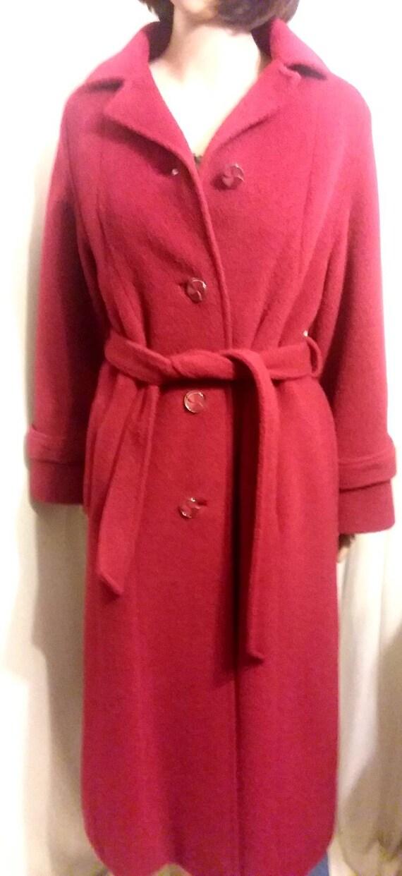 Julie De Roma Wonderful Steven Worumbo woolen fabr