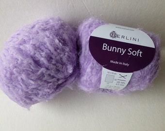Yarn Sale  - Lilac Bunny Soft by Berlini