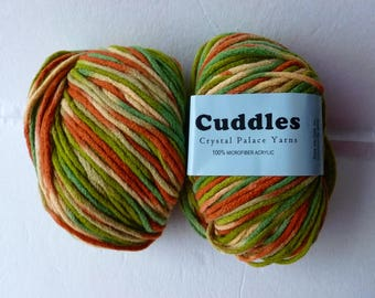 Sale Almost Autumn 7016 Cuddles Bulky by Crystal Palace Yarns