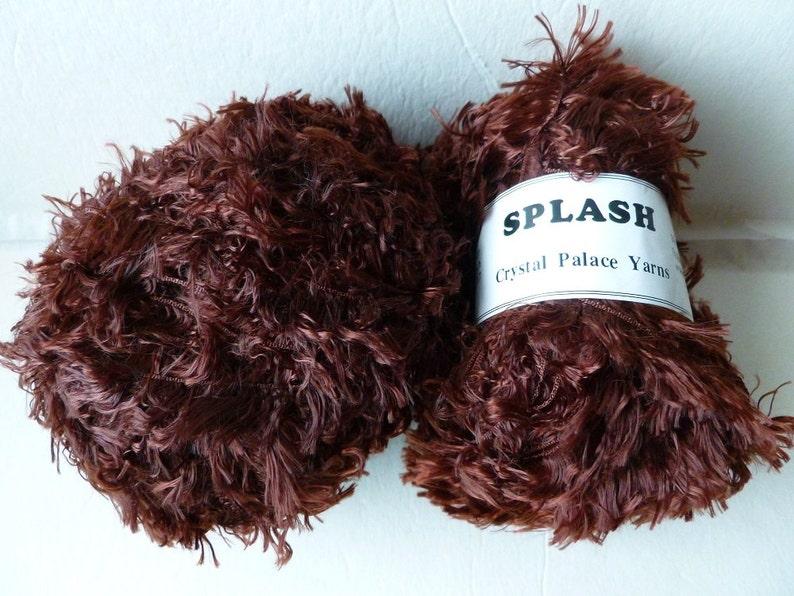 Espresso 3393 Splash  by Crystal Palace Yarns