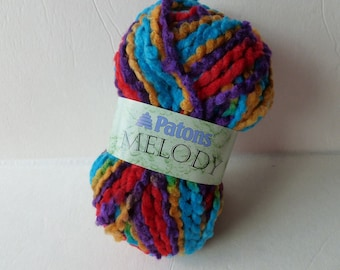 Yarn Sale  - Wild wizard Variegated Melody by Patons