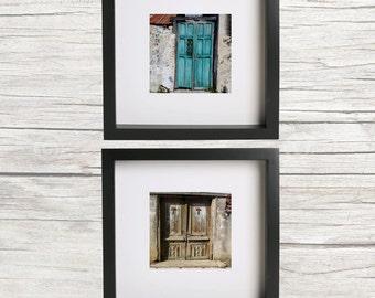 """Set of 5x5"""" Doors"""