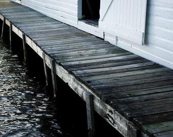 """Boathouse - 8x10"""""""