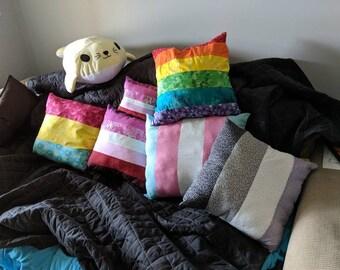 Pride pillows