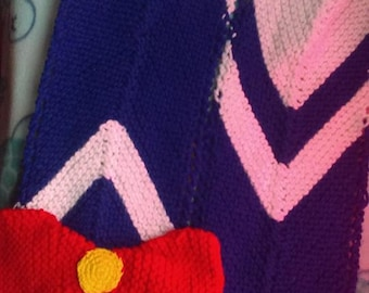 Sailor Moon Inspired Scarf