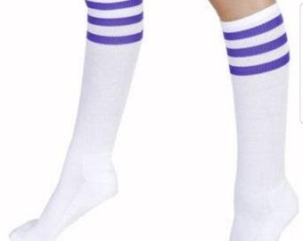 Old School Tube Socks