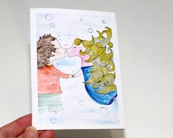 1st wedding anniversary card Funny 1st wedding anniversary card First wedding anniversary card Paper anniversary 1st anniversary card