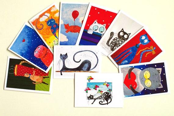 Funny Greeting Cards Blank Bulk Artbyasta