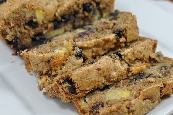 Blueberry Zucchini Bread Homemade bread, Moist Delicious Zucchini bread Buy 1 get a 2nd loaf free
