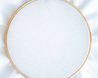 AIDA 18 Count Premium white Cross stitch fabric | European Counted Cross Stitch Fabric | 18ct White Aida Cloth | Aida Canvas