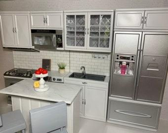 Doll Kitchen Etsy