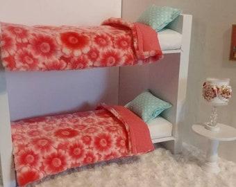 Barbie Bunk Bed Etsy