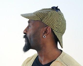 6230e7663b2 40s Deerstalker Hat S