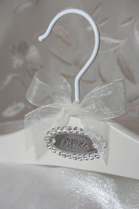 Bridal Hanger Wedding Dress Hanger Bride Gown Custom AVAIL   Etsy