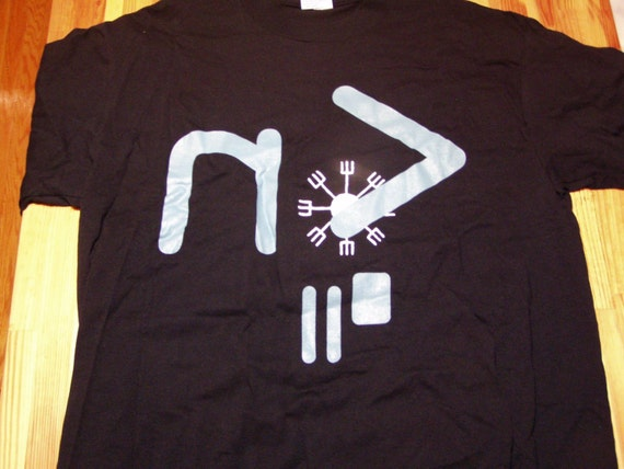 NiN Dissonance Tour T-Shirt 1994 DeadStock, Nine I