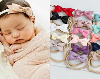 PINK BABY Headband Infant Headband Newborn Headband Infant Headbandgggyy Baby Headband Baby Girl Headbands Headband Newborn Headbands