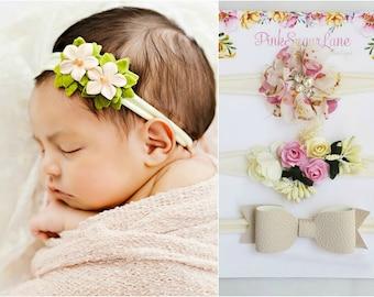 Baby Headbands SET e2b152f7490