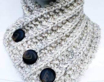 489c7c966c Hand Knit Neck Warmer