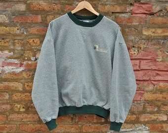 7a467d15cf07 Vintage 90s Hipster Checkered Minimalist Sweater