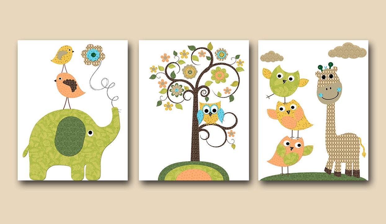 Baby boy kinderzimmer dekor kinder kunstdruck baby etsy - Kunstdruck kinderzimmer ...