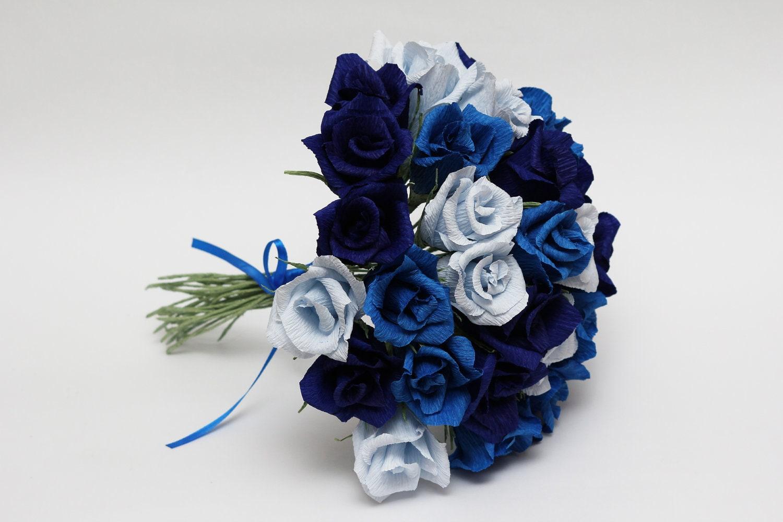Bridesmaid bouquet paper flowers wedding flowers wedding etsy izmirmasajfo