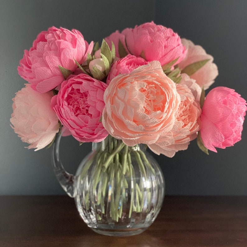 Peonies Wedding Flowers wedding flowers package wedding image 0