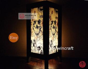 Sugar Skull Wall Light Original Home Interior Decor Wall Lamp Night Light Function Perfect Gift