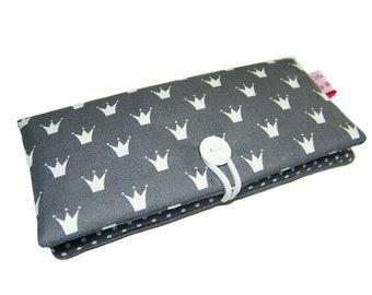 04e33da5d7f08 Purse wallet princess purse Portmonee Stock Exchange fabric portemonnaie gift  for you crown