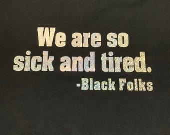 Black Lives Tees
