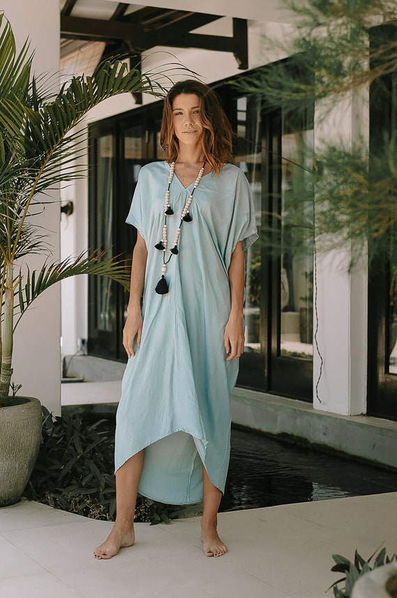Plus Size Boho Floral Maxi Dress   Yoga Mandala Shop