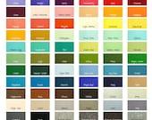 100 Percent Wool Felt Sheets - 1 Sheet of 8 quot X 12 quot Felt - You Pick Color - Merino Wool Felt - European Wool Felt