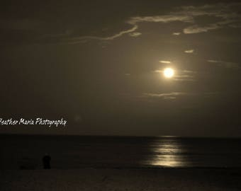 The Mind Knows Where Reality Fades, fine are moonlight photography