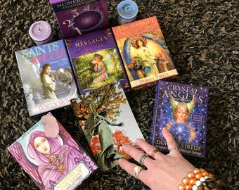 Angel / Tarot / Oracle Readings by Heather Maria