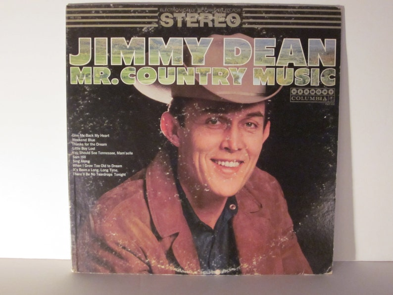 Jimmy Dean - Mr  Country Music 12