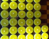 32 Beeswax Tealights...