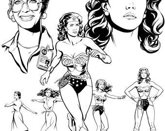 Lynda Carter: Wonder Woman '77
