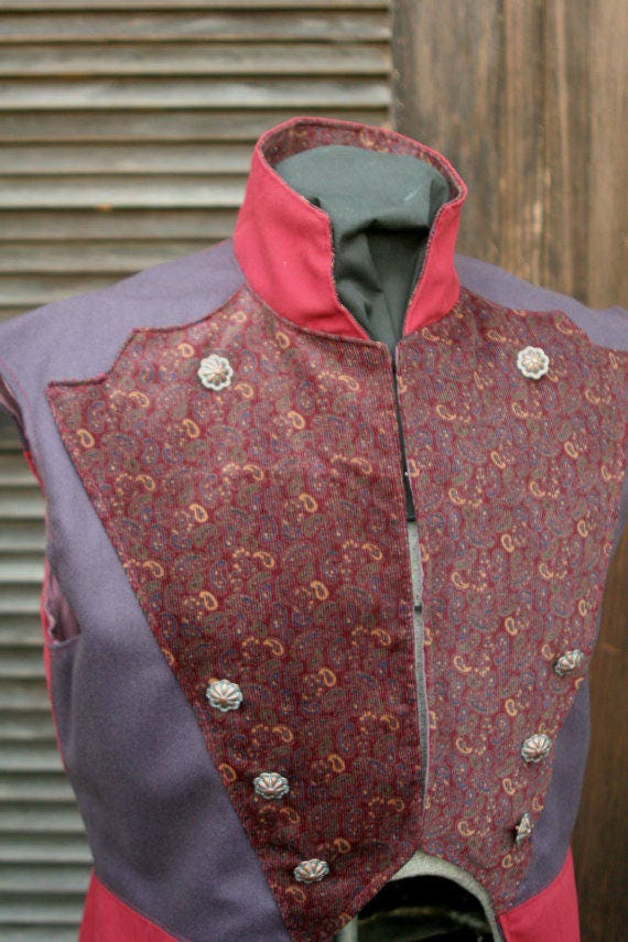 Jacket Wear Festival Napoleon size 38 Funky Fashion for Men dEqTT7n