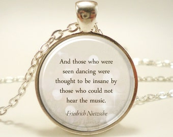 Custom Quote Necklace, Gift For Her, Christmas Gift, Personalized Jewelry For Poem, Song Lyric Necklace, Or Text (1729S1IN)