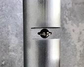Levitating Saturn,  Magnetic Levitation Kinetic Sculpture, Diamagnetic Bismuth Maglev