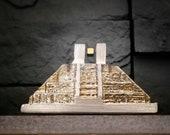 Bismuth Levitating Sculpture