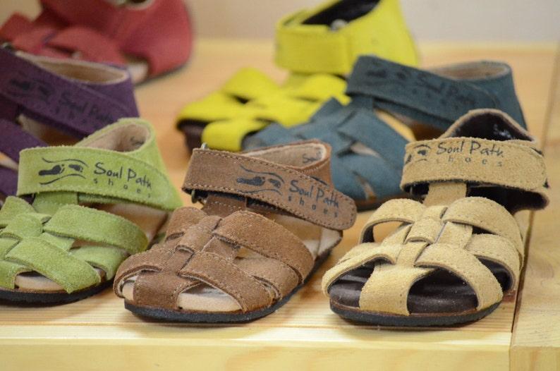 Ergo Gnomes Children s Sandals Natural Shoes for Kids  8eb608d861