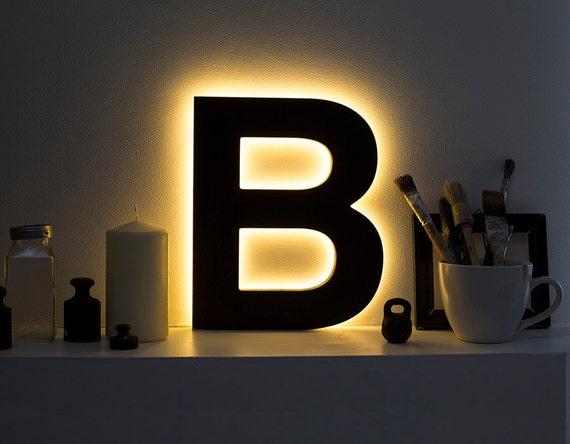 Letter Light Led Sign Custom Led Sign Light Up Letters