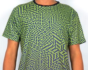 Tekalate - All Over Print T-Shirt