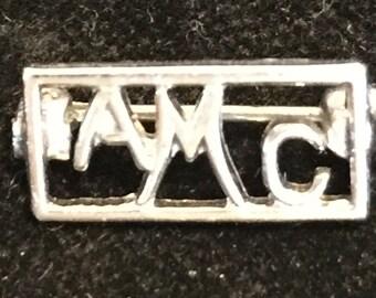 Sterling AMC initial Pin