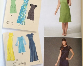 Simplicity 1357 Sewing Pattern Size BB U.S. 20W-28W Misses'/Women's Dresses