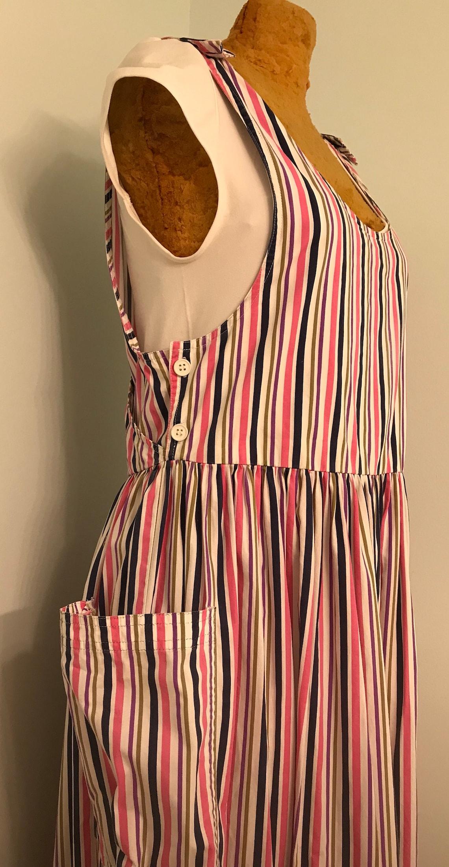 Vintage 1980 Crisp Cotton JumperBohemianClassic